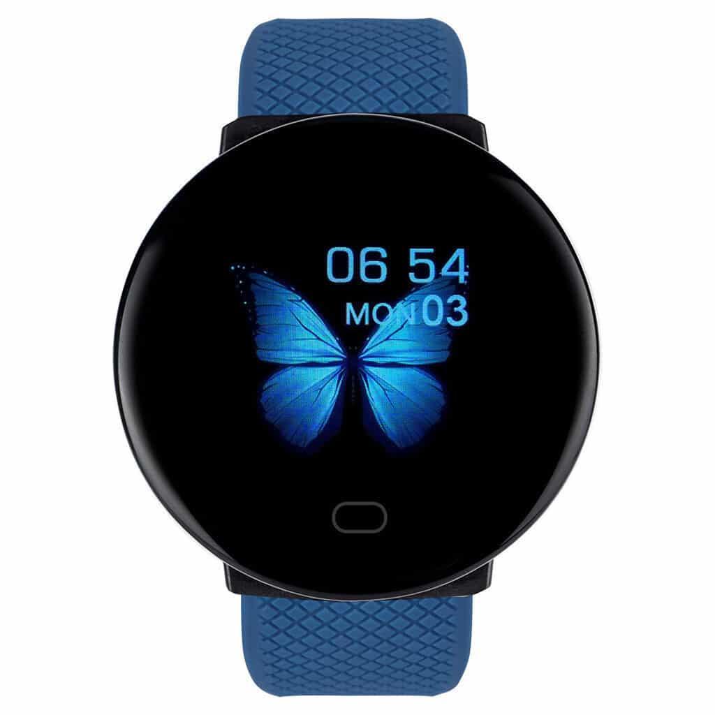montre connectée mc1 bleu 1 - montre connexion